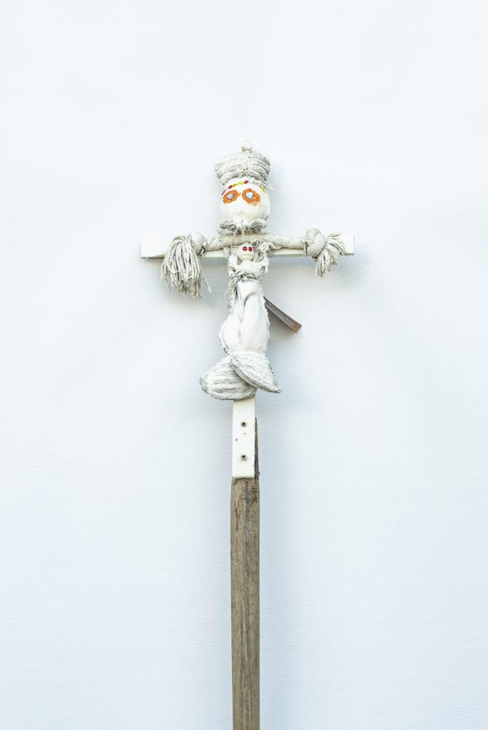 Abel, croix, assemblage